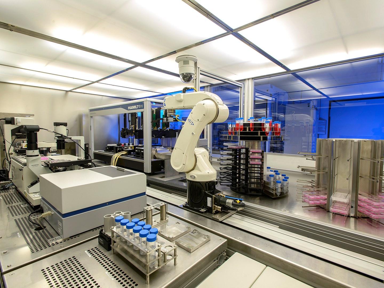 Automatisierte Herstellung