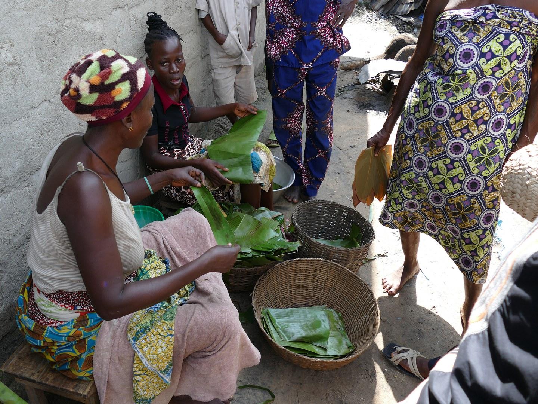 Frauen im Benin