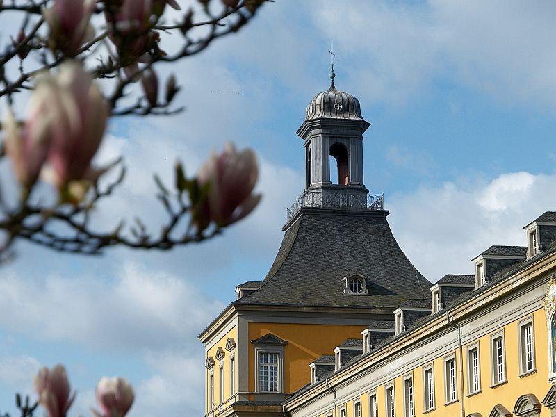 Symbolfoto: Uni Hauptgebäude