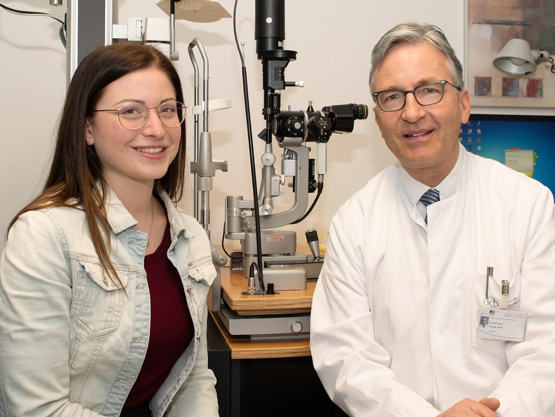 Erste zugelassene Gentherapie in der Augenheilkunde am Universitätsklinikum Bonn: