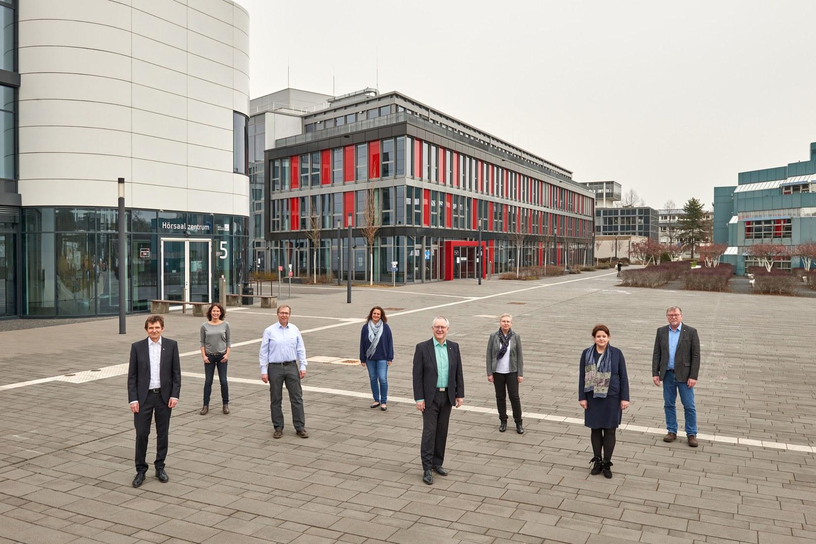 Das künftige Rektorat