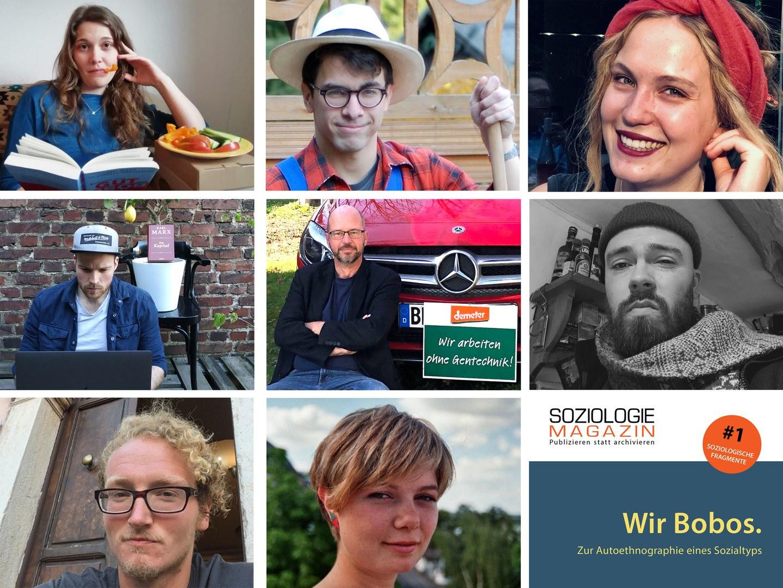 """Die Autoren von """"Wir Bobos"""":"""