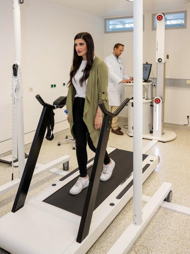 Neues universitäres Fußzentrum am Universitätsklinikum Bonn: