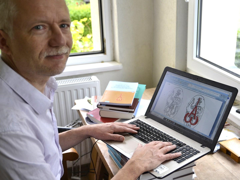Der Ägyptologe Prof. Dr. Ludwig D. Morenz