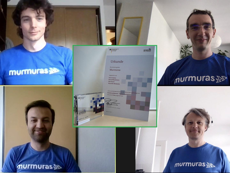 Das Murmuras-Team: