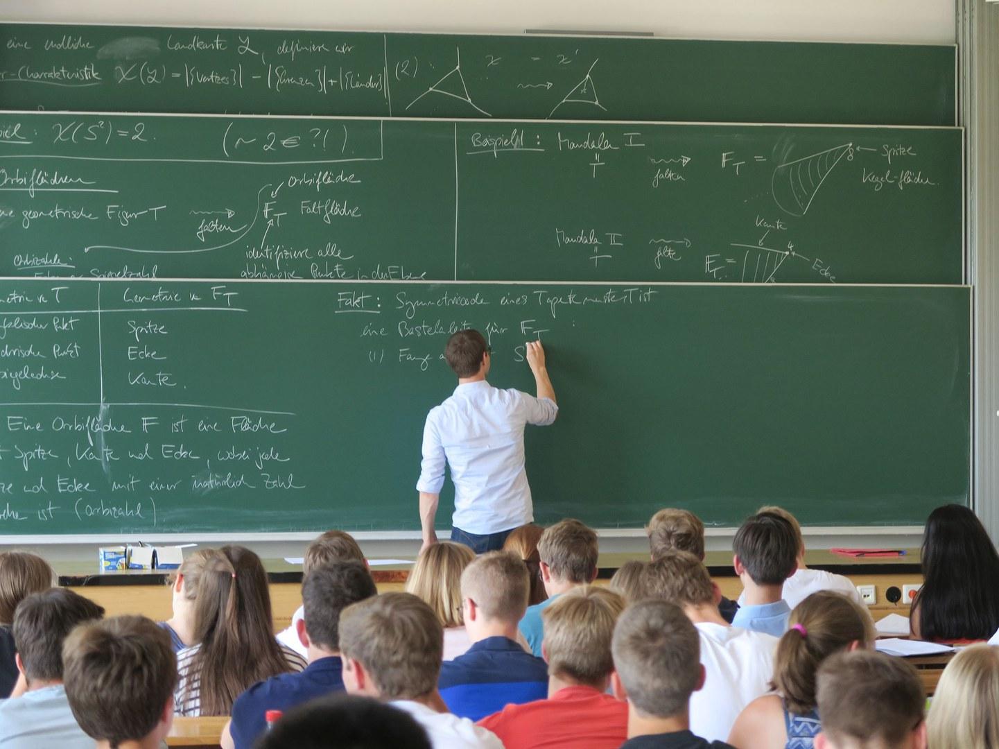 Mathematik an der Uni Bonn