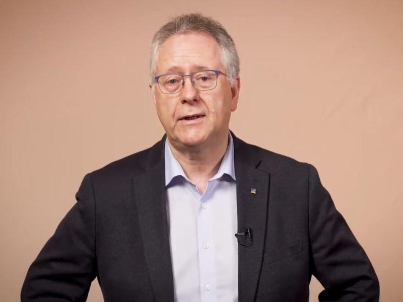 Rektor Prof. Michael Hoch