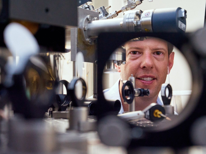 Preisträger Prof. Dr. Simon Stellmer