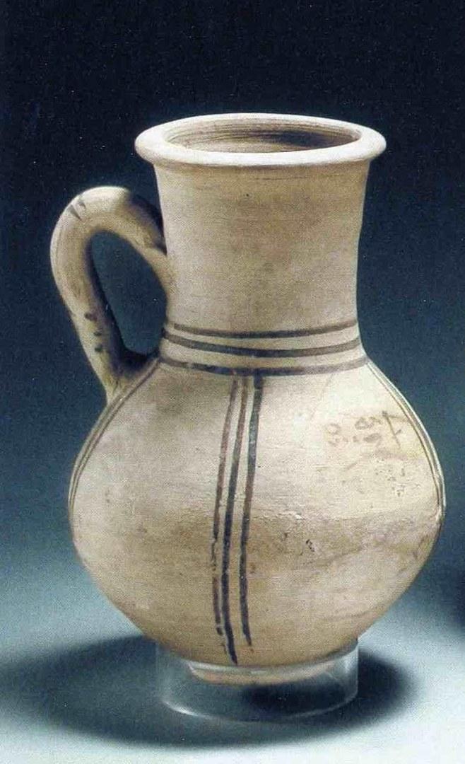 Weinkrug (Ägypten, 180 bis 1397 v. Chr.)