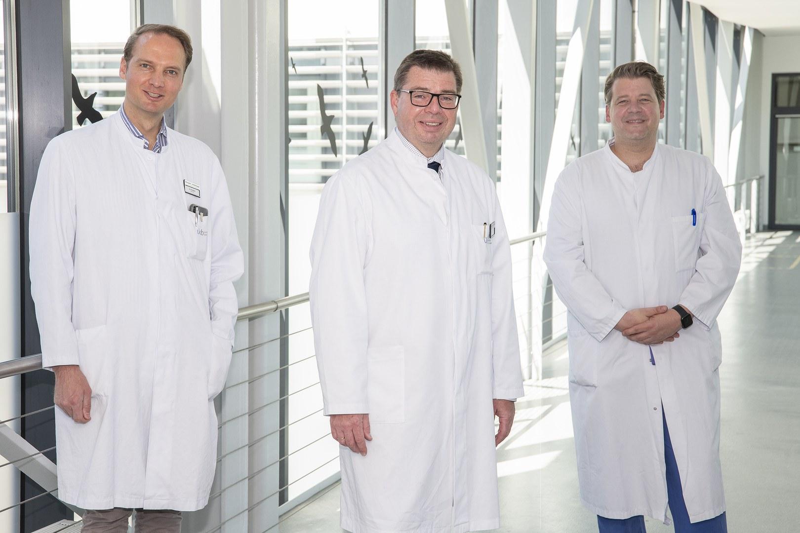 Vier neue Gütesiegel für die Orthopädie am Universitätsklinikum Bonn: