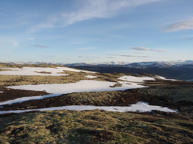 Im norwegischen Gebirge