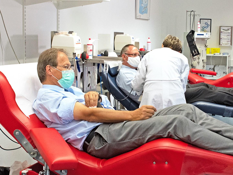 Universitätsklinikum Bonn ruft zur Blutspende auf: