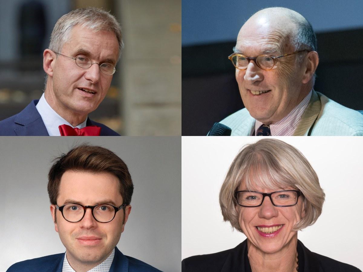 Vier USA-Experten der Universität Bonn: