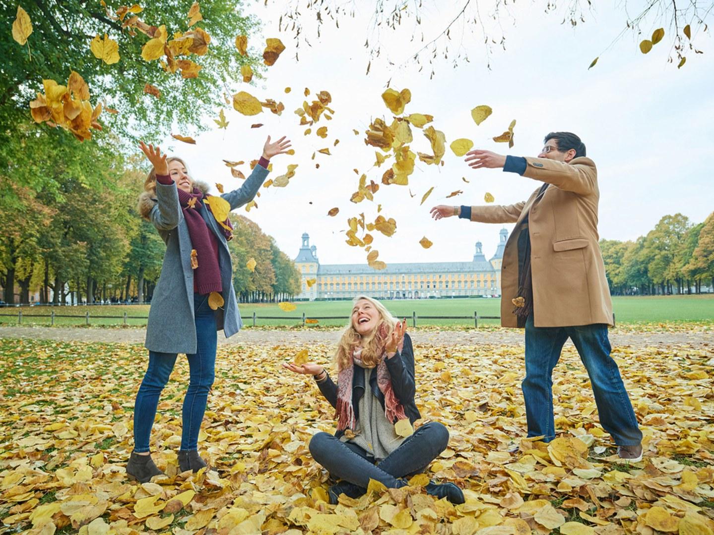 Der Herbst ist da: