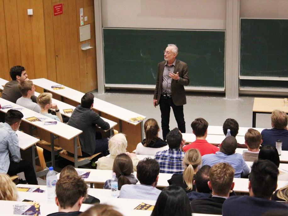 Nobelpreisträger Prof. Dr. Paul Milgrom