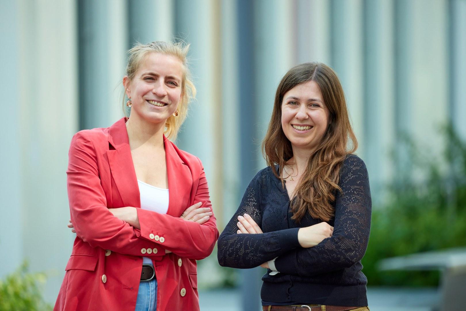 Die beiden neuen Argelander-Professorinnen