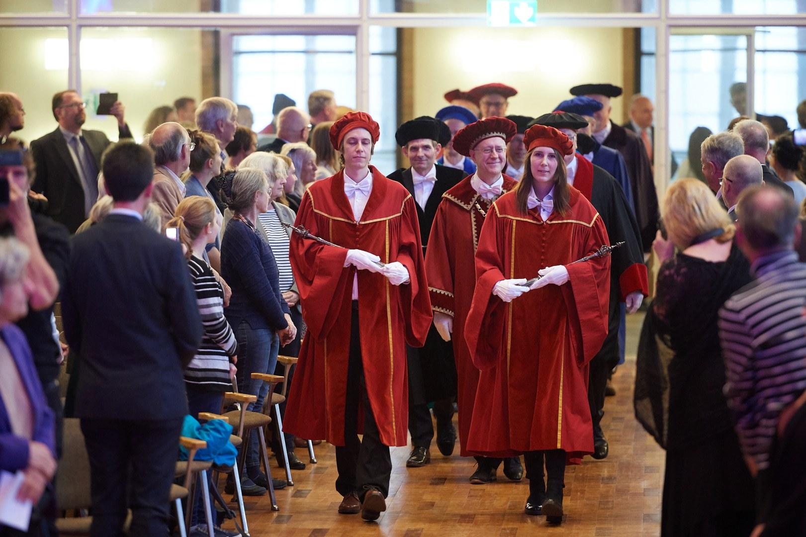 Eröffnung des akademischen Jahres
