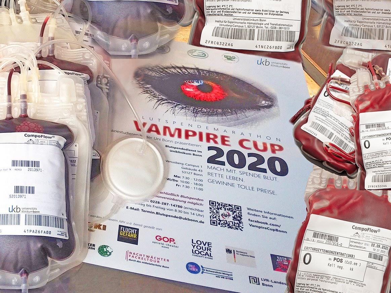 Vampire Cup 2020 am Universitätsklinikum Bonn:
