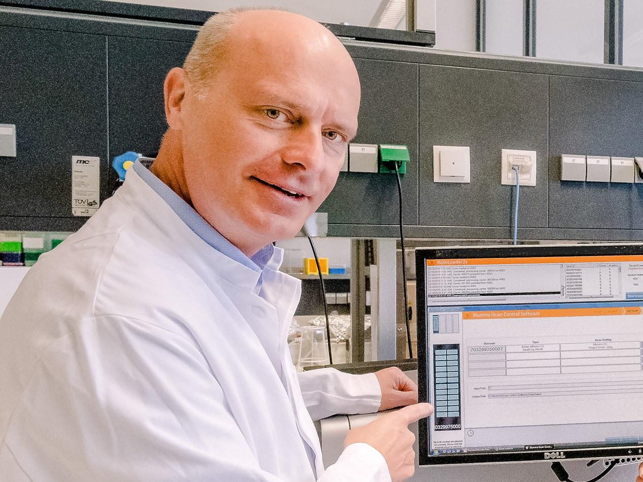 Prof. Dr. Markus Nöthen