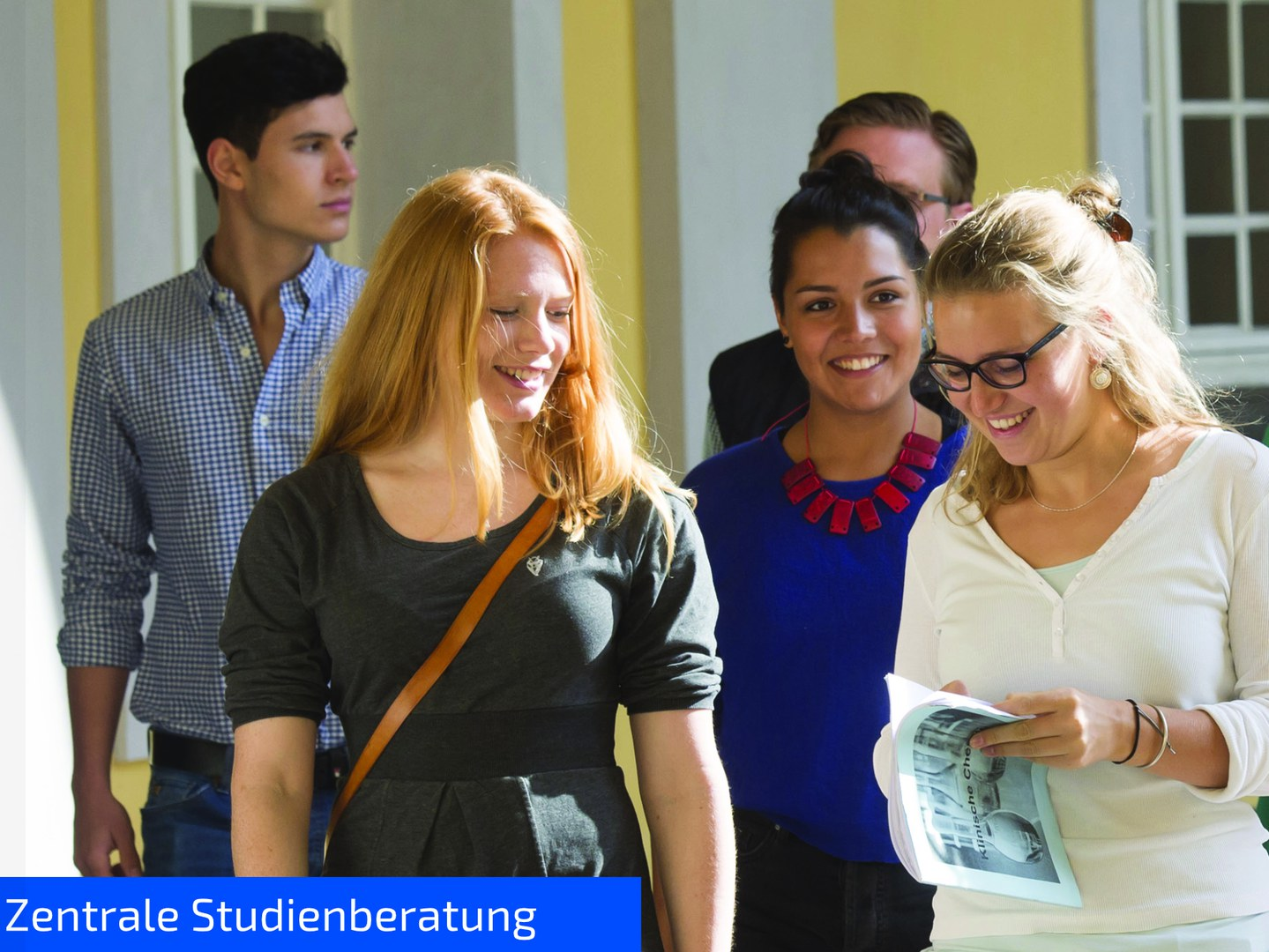 An der Universität Bonn
