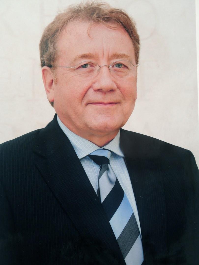 Prof. Dr. Dieter Engels, Vorsitzender des Hochschulrats