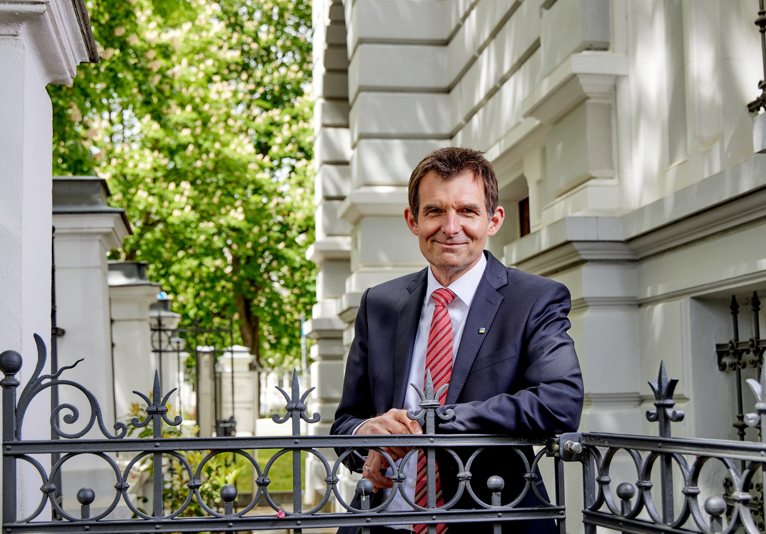 Kanzler Holger Gottschalk