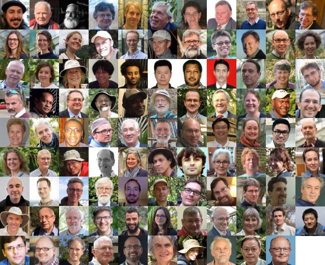 Die Autoren der Nature-Studie: