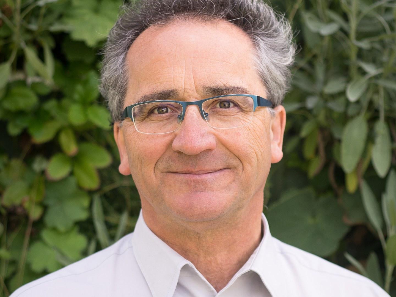 Privatdozent Dr. Jürgen Burkhardt