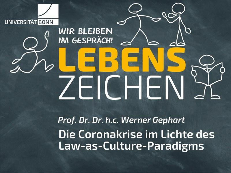 Die Coronakrise im Lichte des Law-as-Culture-Paradigms