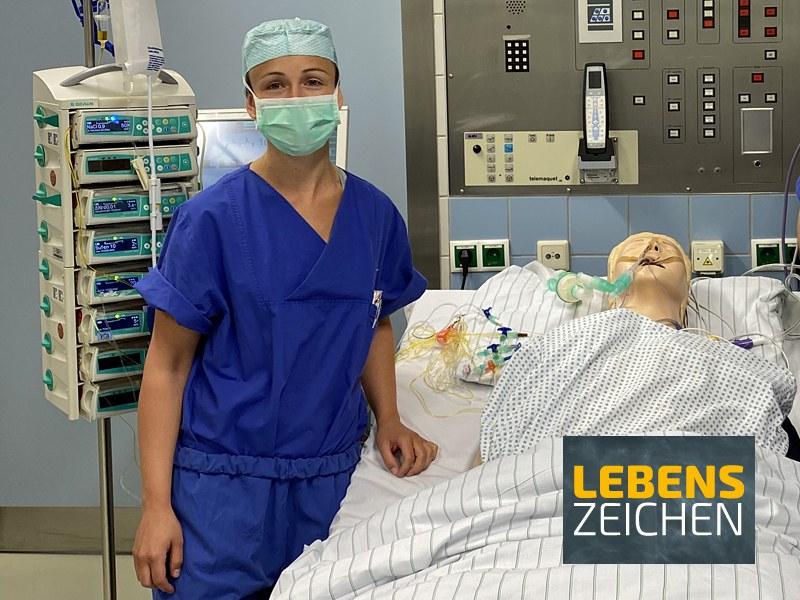 """Serie """"Lebenszeichen"""":"""