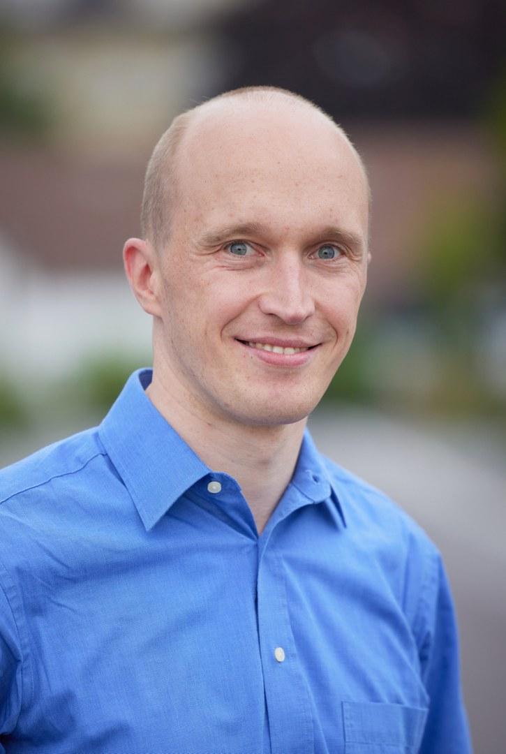 Einer der drei Leiter der Interdisciplinary Research Units: Prof. Dr. Alexander Effland