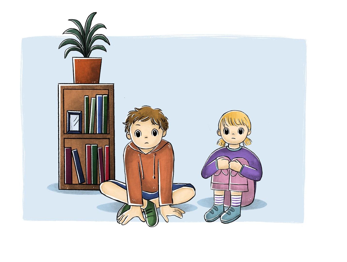 Illustration aus dem Buch