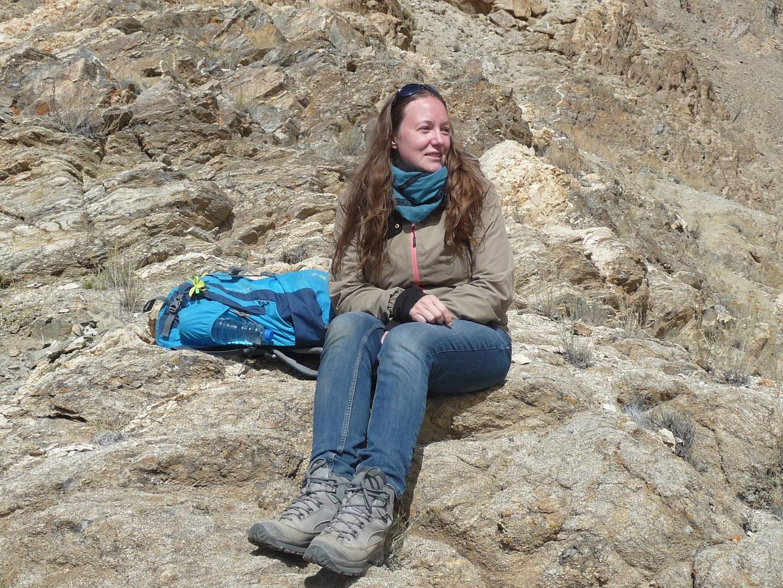 Tibetologin Teresa Raffelsberger: