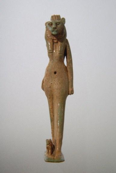 Sachmet-Amulett,