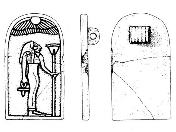 Sachmet-Amulett
