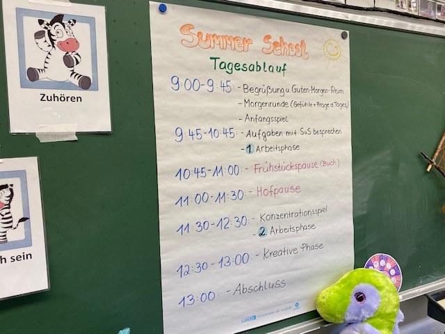 Summer School für Grundschüler