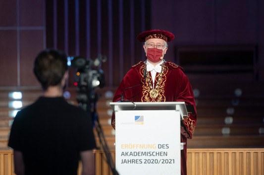 Eröffnung des Akademischen Jahres 2020/21