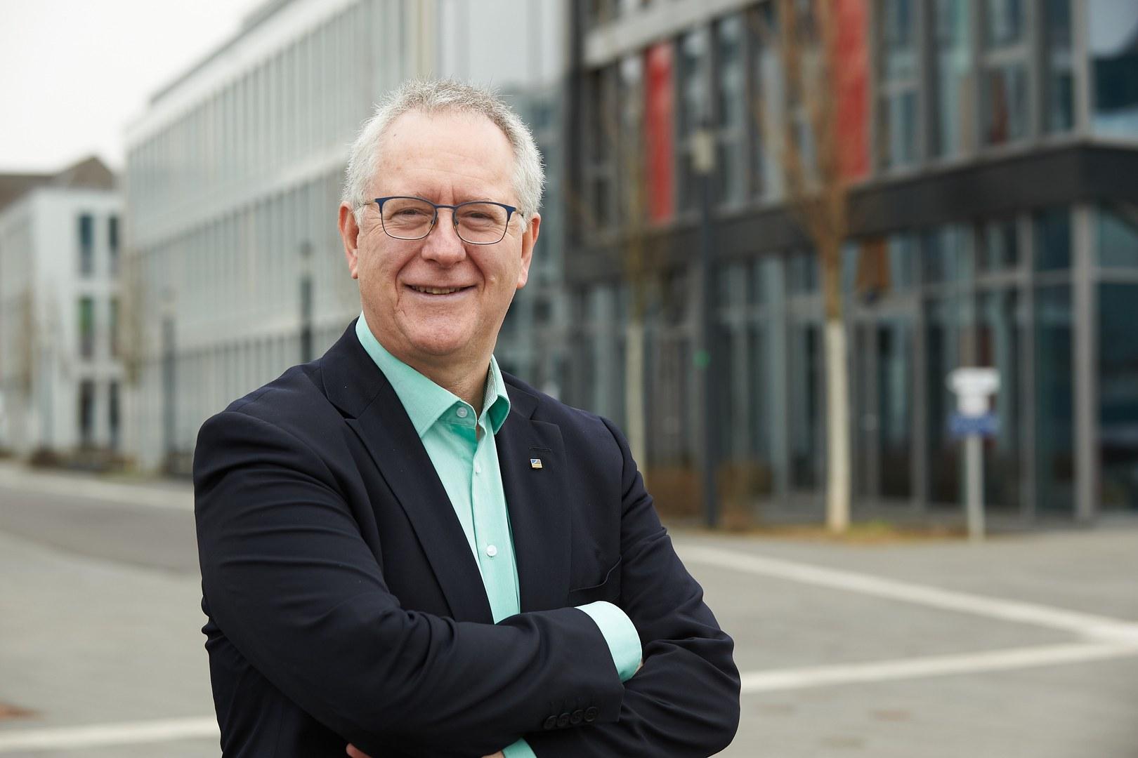 Rektor des Jahres - Prof. Dr. Dr. h.c. Michael Hoch