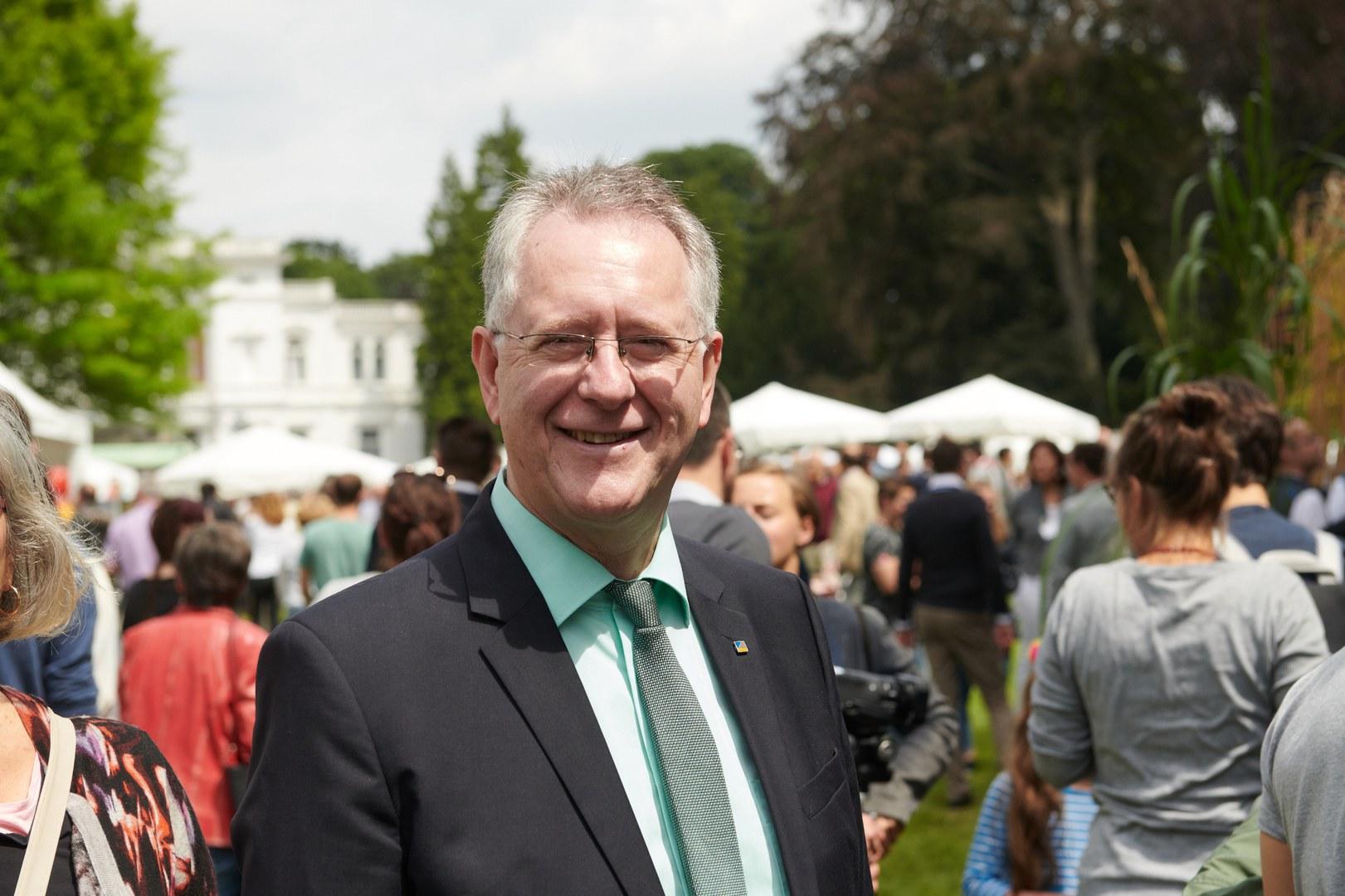 Rektor Michael Hoch