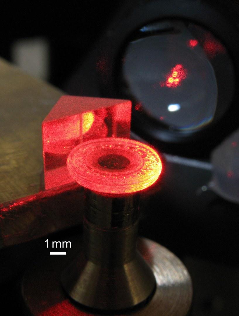Bild Bonner Forscher wollen das Licht bändigen