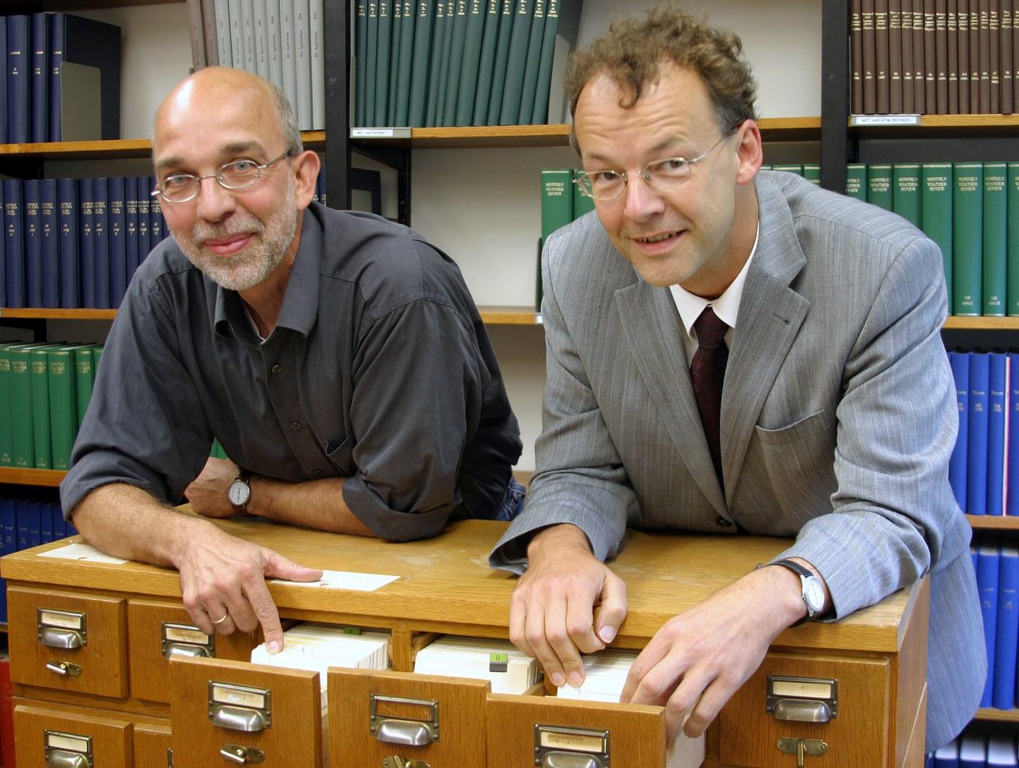 Bild Der doppelte Professor