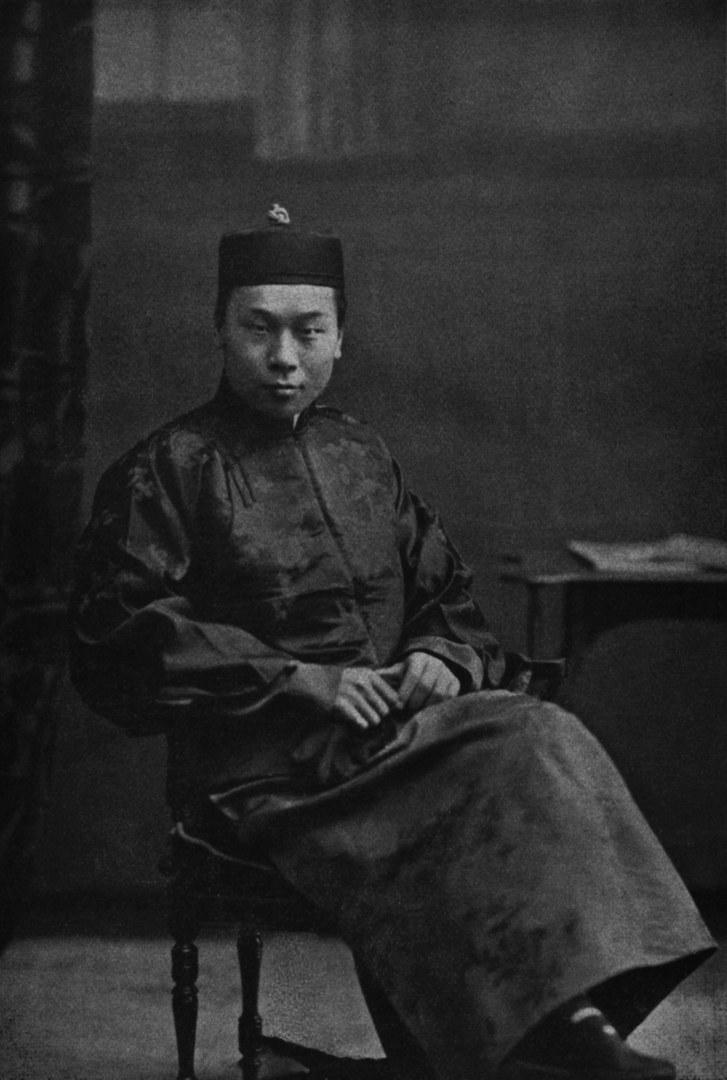 Bild Erster Chinese promovierte vor 100 Jahren in Physik