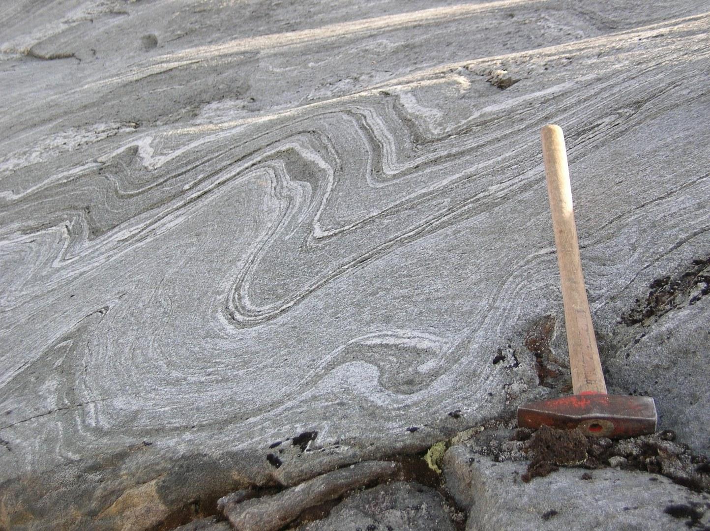 Bild Expedition zu den ältesten Gesteinen der Erde