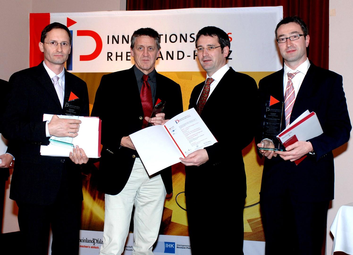 Bild Innovationspreis Rheinland-Pfalz geht auch an Bonner Klinik