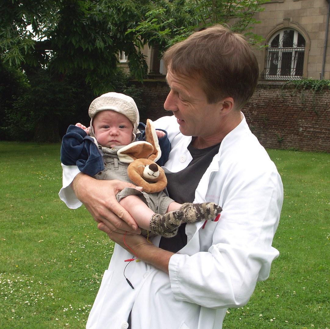Bild Bonner Ärzte mindern Lungenschäden bei Frühgeborenen