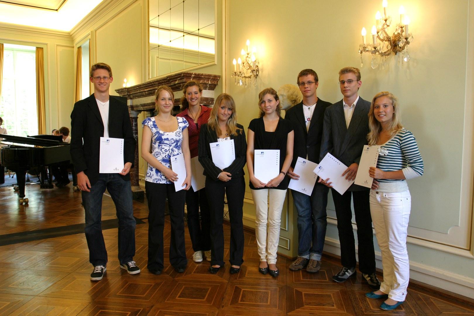 Bild Dr. Hans Riegel-Preis für herausragende Facharbeiten