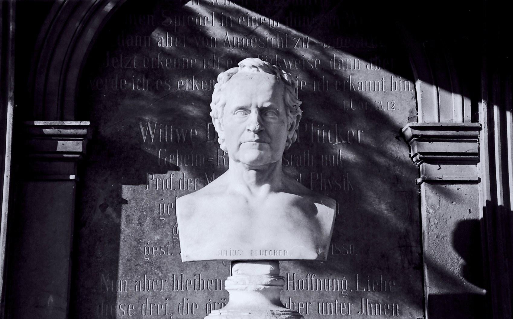 Bild Ein streitbarer Gelehrter im 19. Jahrhundert