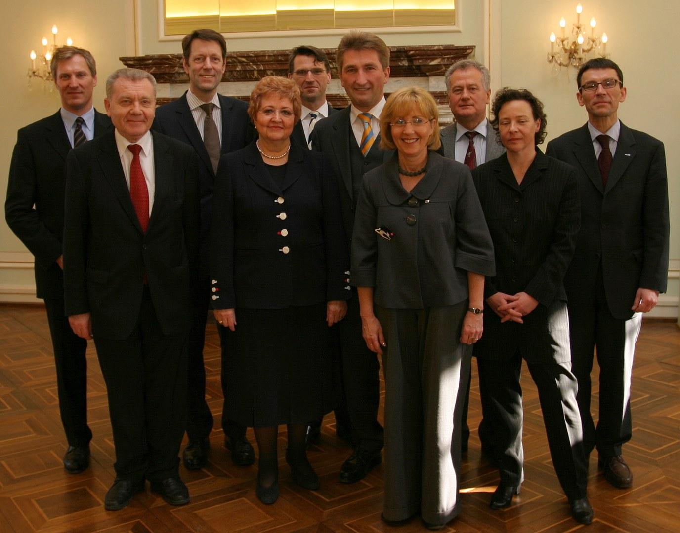 Bild Hochschulrat der Universität Bonn konstituiert