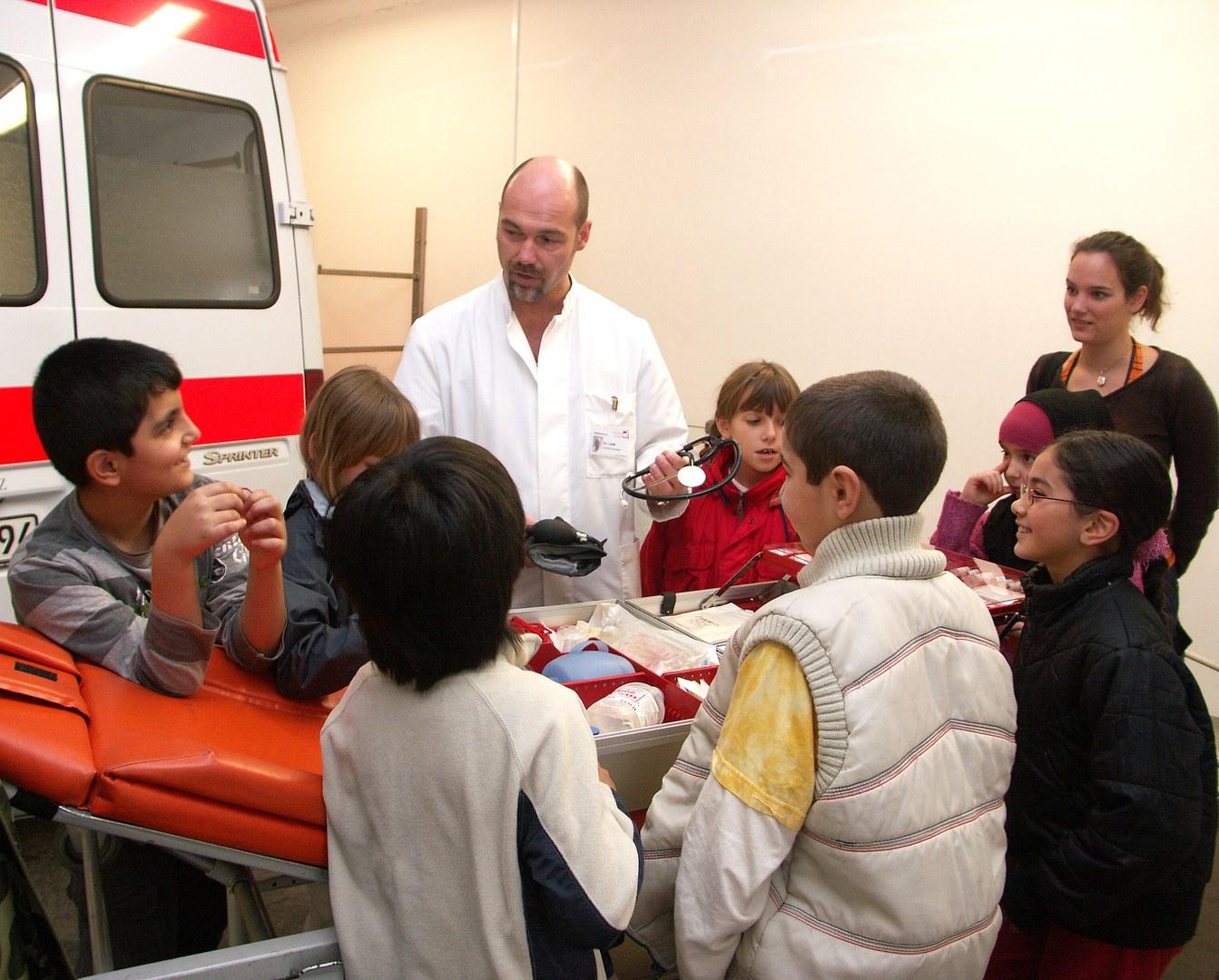 Bild Krankenhaus ohne Angst erleben