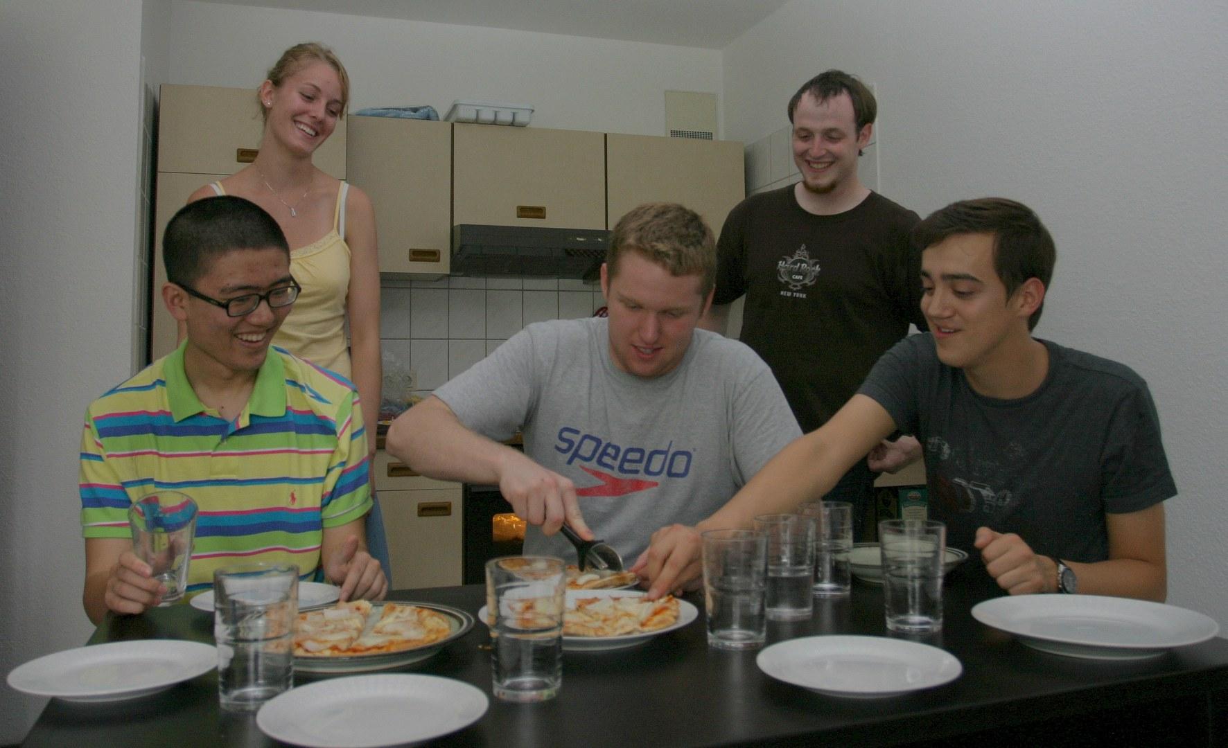 Bild Studentisches Bonn im Schnelldurchgang